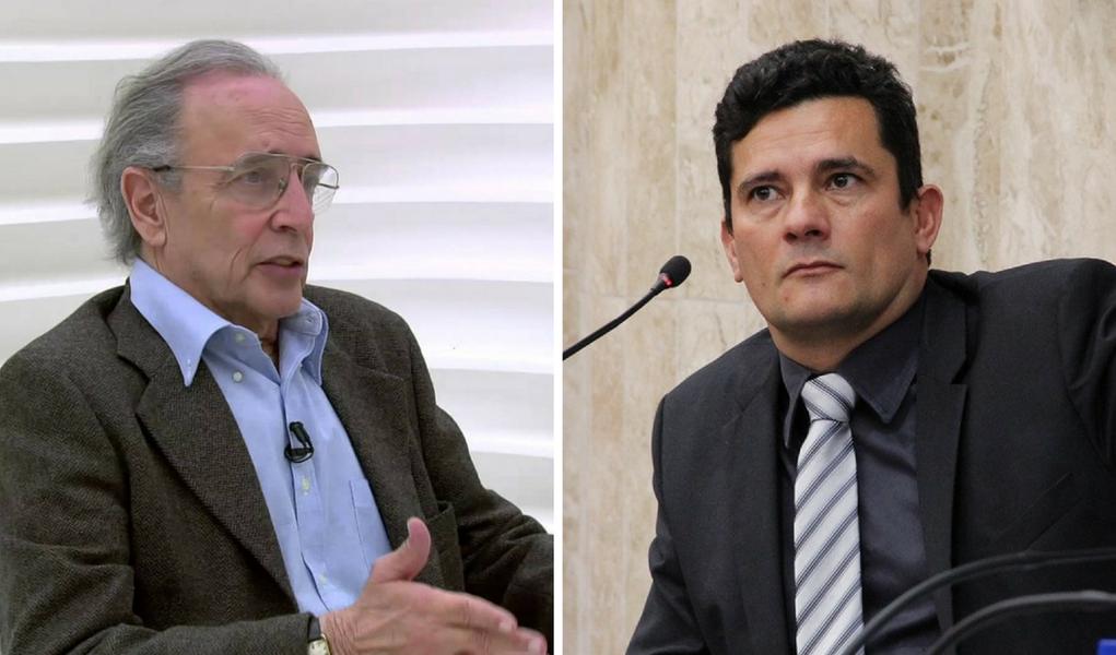 Mídia foi parceria da delinquência de Moro, diz Janio de Freitas