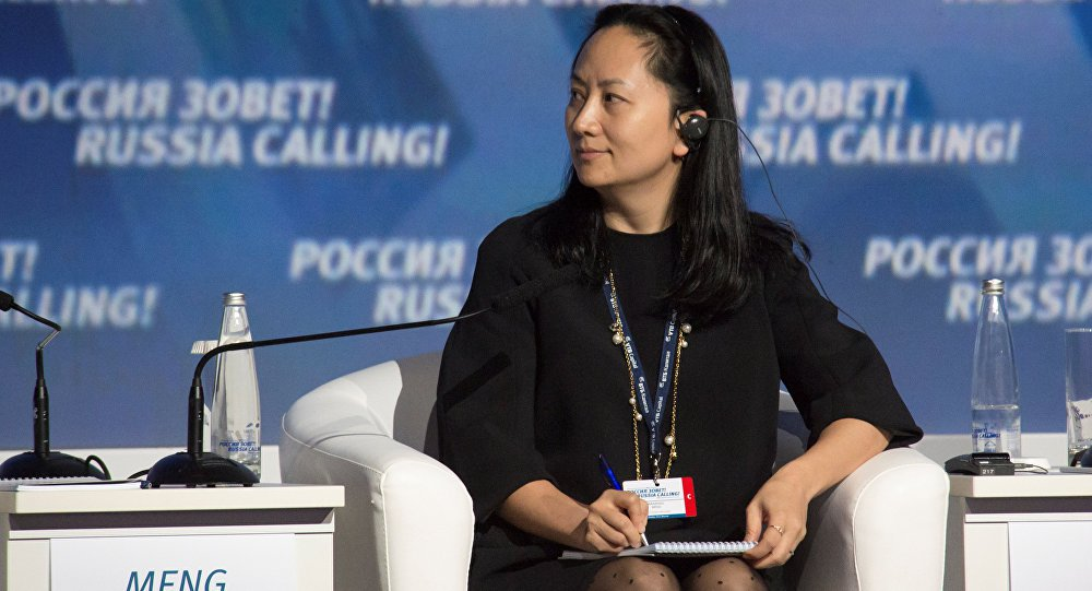 Chancelaria da China convoca embaixador canadense após prisão de diretora da Huawei