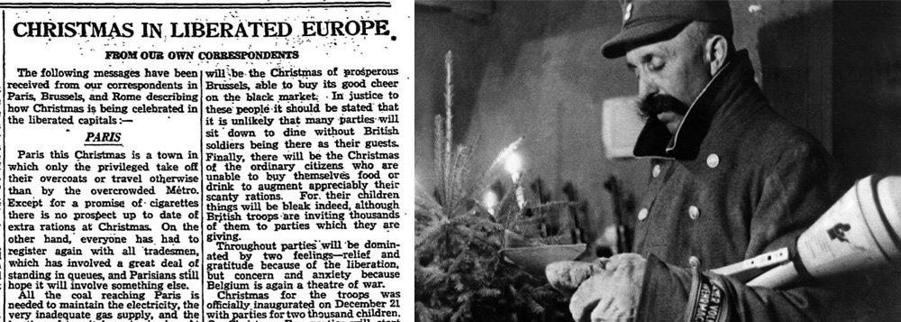 The Guardian republica editorial de 1944, alusão ao que ameaça a Europa