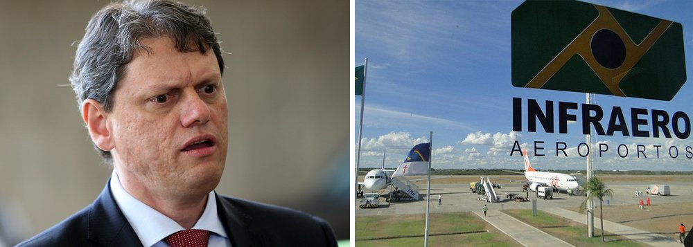 Ministro de Bolsonaro anuncia que aeroportos serão privatizados e Infraero 'vai acabar'