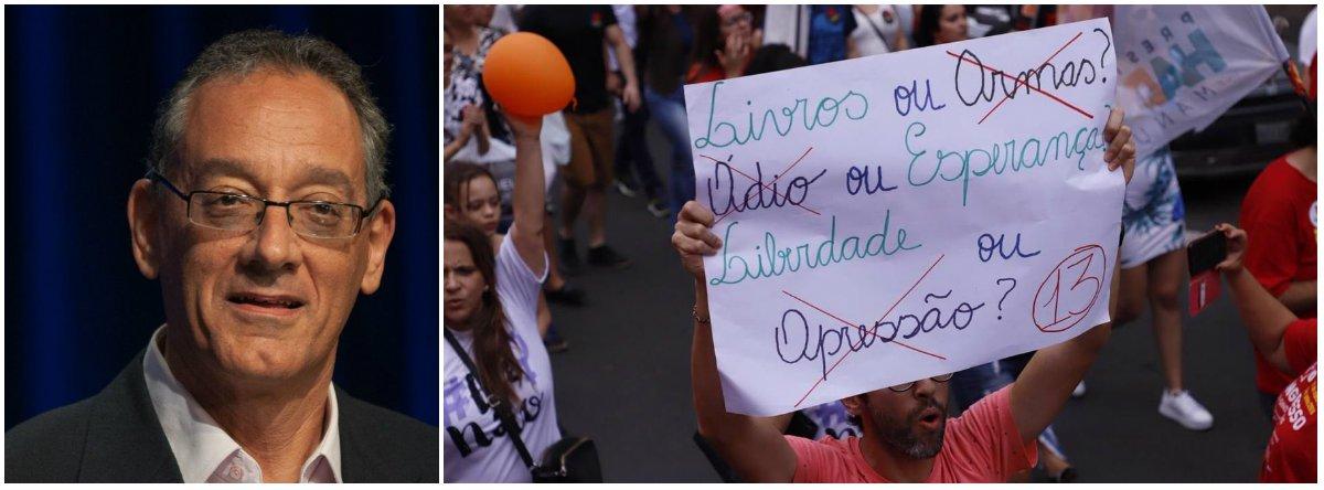 Maringoni questiona: de onde veio o torpedo contra os Bolsonaro?