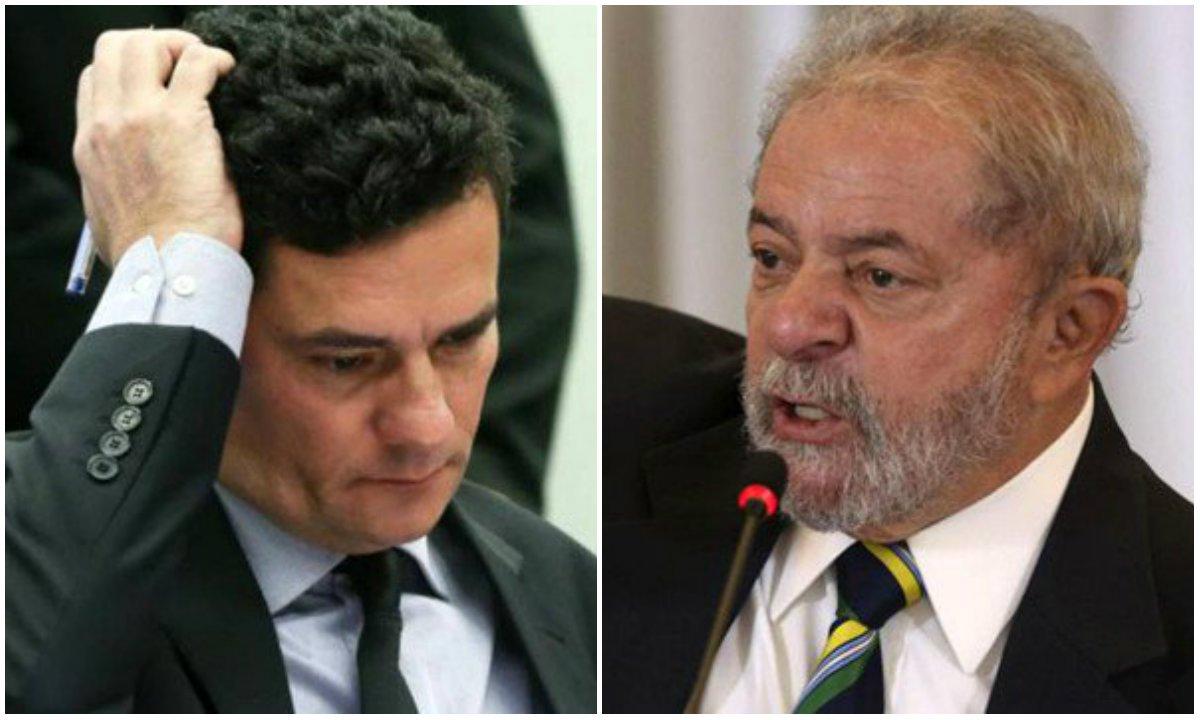 Moro arquitetou em 2005 plano para prender Lula, revela Onyx