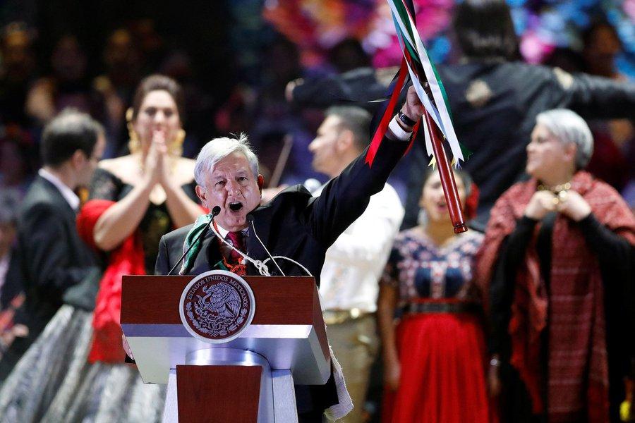 Exército mexicano confirma apoio a López Obrador