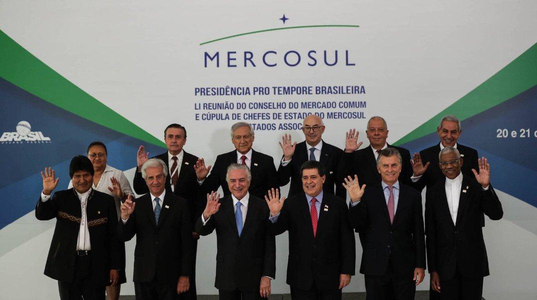 Mercosul e UE retomam negociação com expectativa de acordo até março