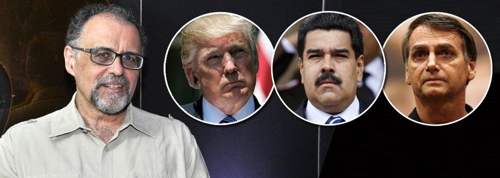 Igor Fuser: Bolsonaro sabe que atacar a Venezuela seria um desastre