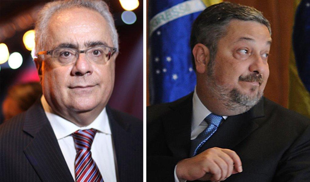 Nassif: Palocci depõe contra Lula seguindo o script do MPF