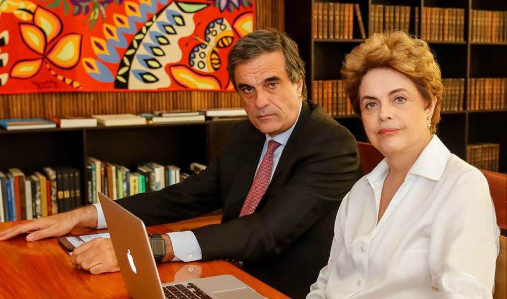 Cardozo: pedaladas foram 'factóide jurídico' e não podem punir Dilma novamente