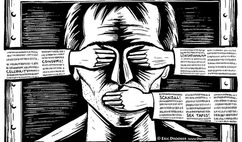 Brasil é destaque em relatório sobre ataques à liberdade de expressão