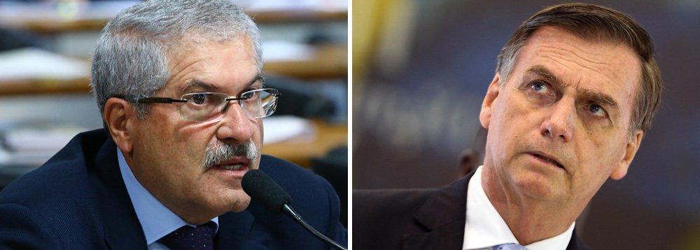 PR anuncia adesão à base do governo Bolsonaro