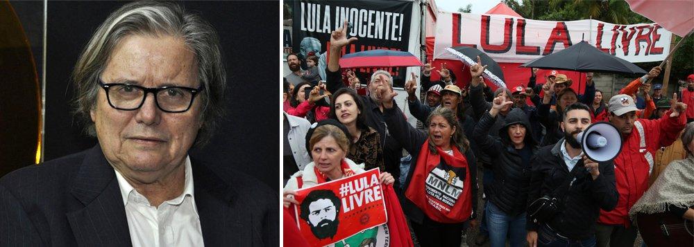 PML: é fundamental que a bandeira Lula livre volte às ruas