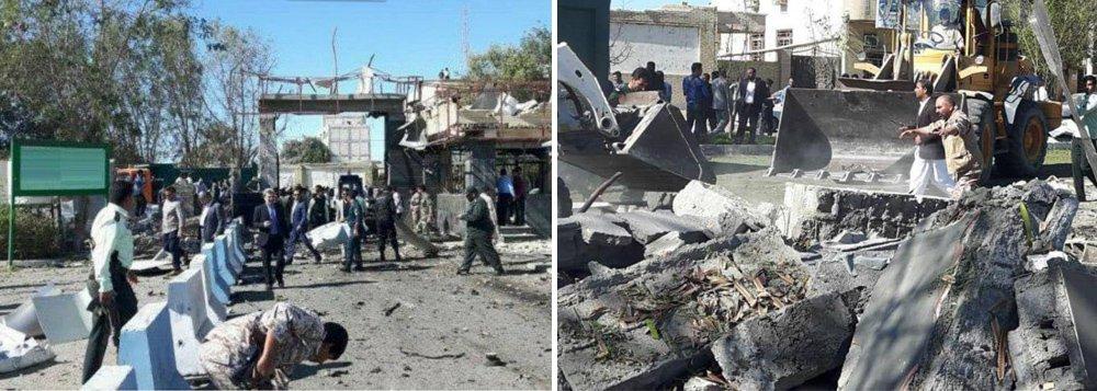 Irã sofre mais um atentado terrorista