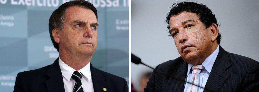 Bolsonaro abandona Magno Malta: ministério não é 'adequado'