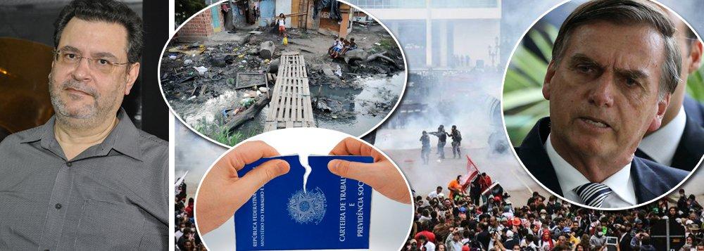 Rui Costa Pimenta: governo Bolsonaro é de guerra contra o povo