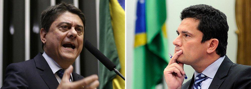 Moro é o coveiro do Direito brasileiro, diz Damous