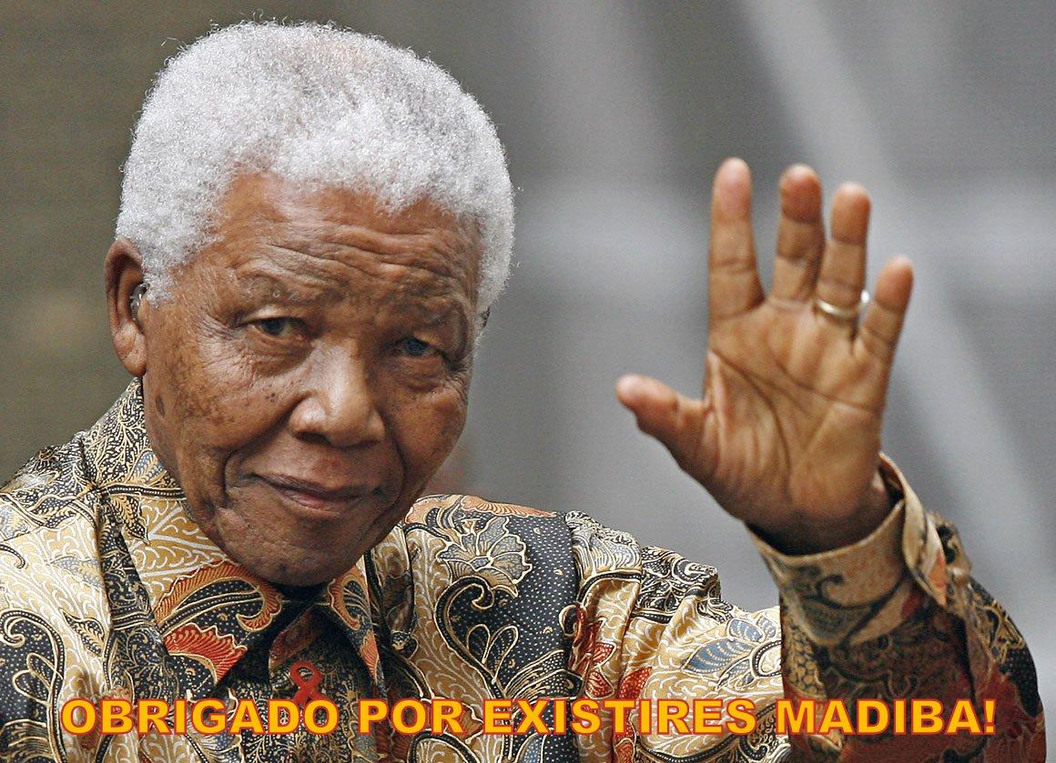 Há cinco anos morria Nelson Mandela
