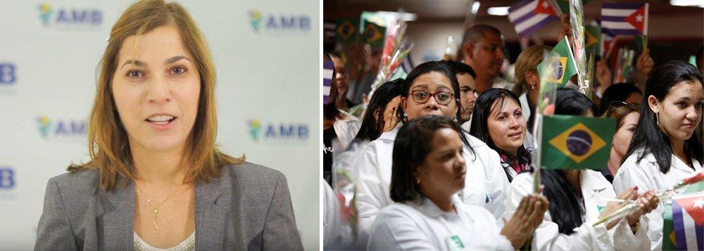 Mandetta indica pediatra que vaiou cubanos para chefiar Mais Médicos