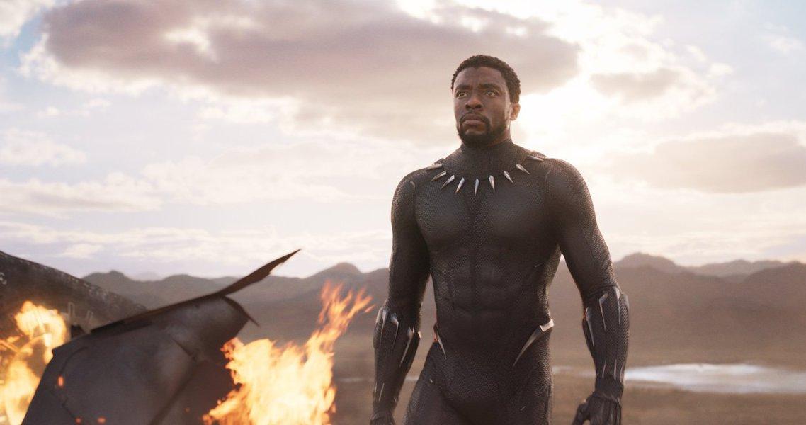 Pantera Negra e Nasce uma Estrela estão entre principais filmes de 2018
