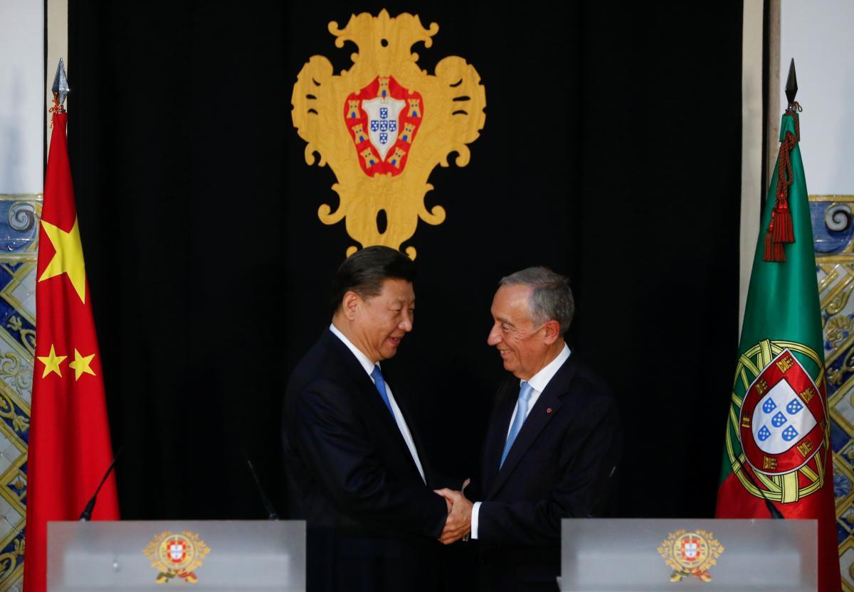 Em Portugal, Xi Jinping defende relações bilaterais e fortalecimento da União Europeia