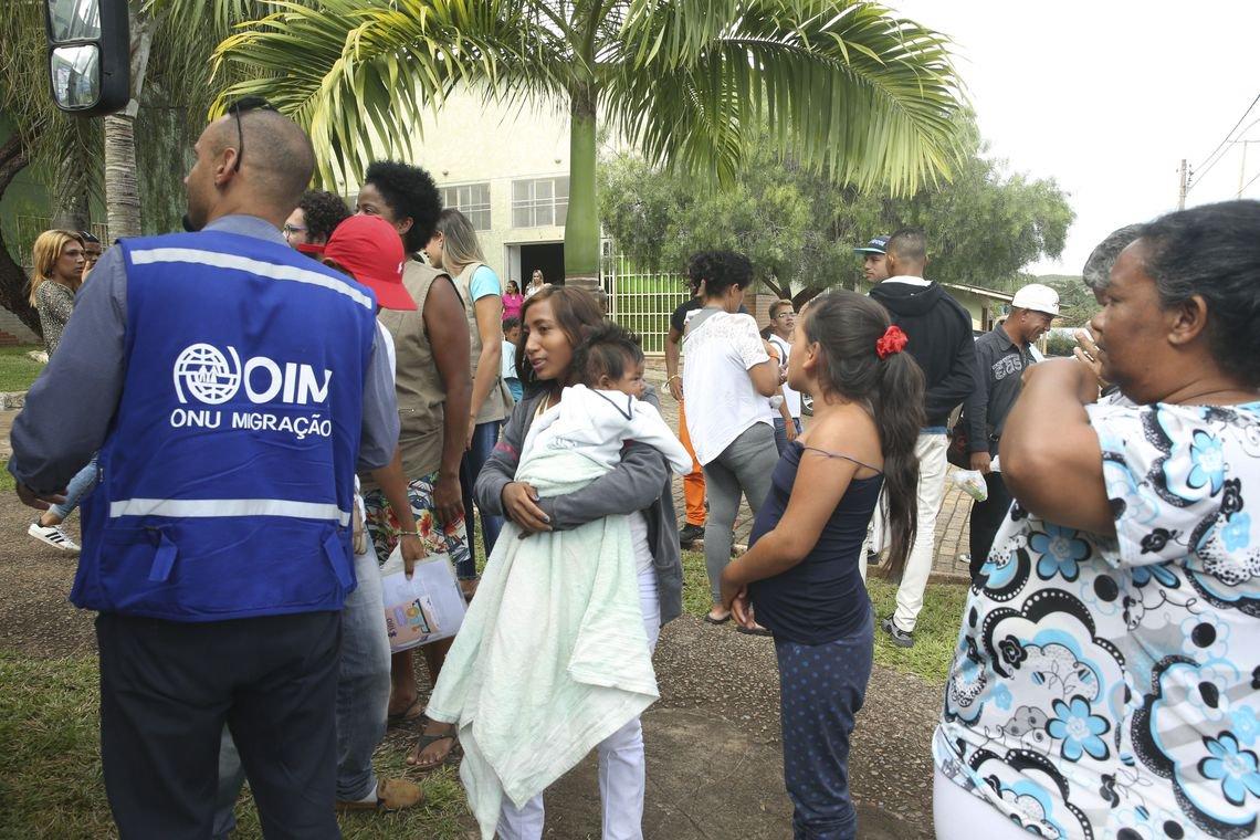 ONU anuncia ajuda de R$ 738 mi a países que receberam venezuelanos
