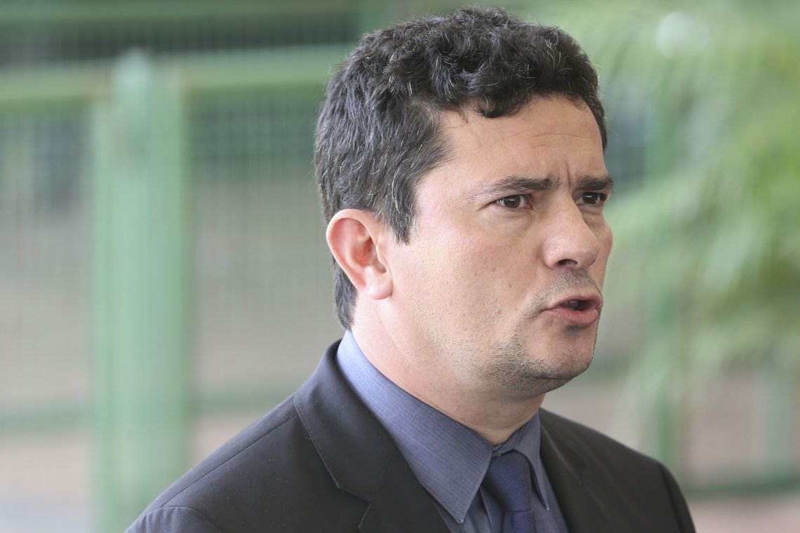 Moro anuncia delegado da PF como nº 2 e ex-tucano como secretário