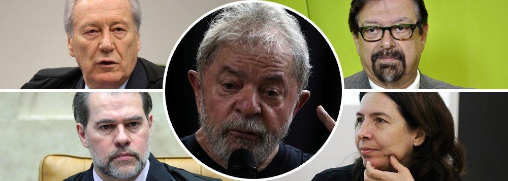 Lula, enfim, vai falar: Lewandowski manda Toffoli liberar entrevistas