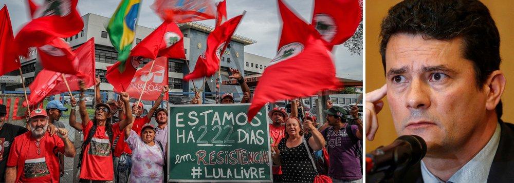 Lula livre: a Justiça além de Sérgio Moro