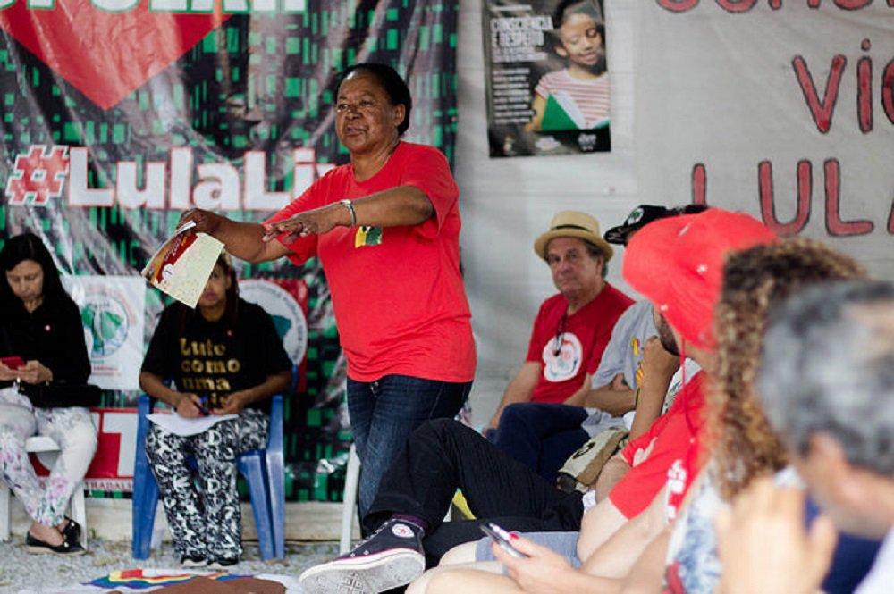 'Nós vamos enfrentar Bolsonaro com a nossa luta', afirma quilombola