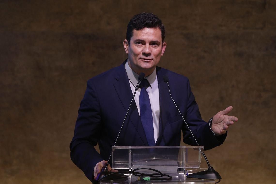 Moro diz, em Madri, que Haddad era autoritário, não Bolsonaro