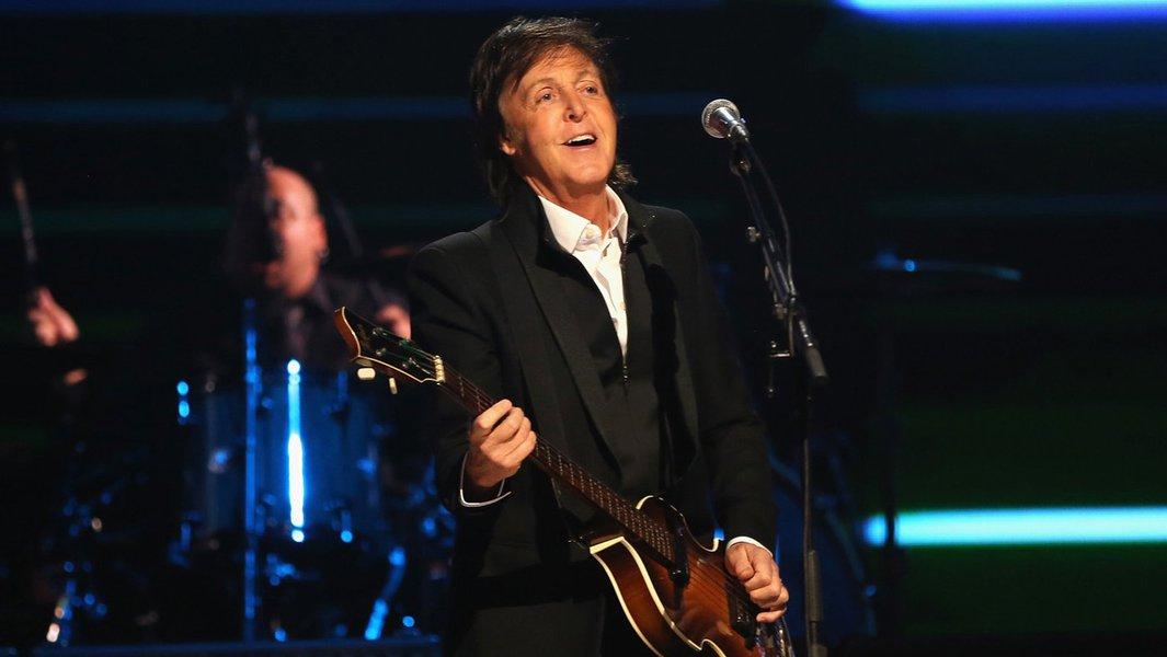 Paul McCartney anuncia shows em São Paulo e Curitiba