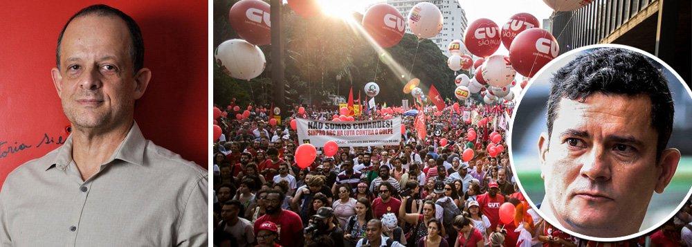 Altman: lei antiterrorismo visa perseguir o PT e os movimentos sociais