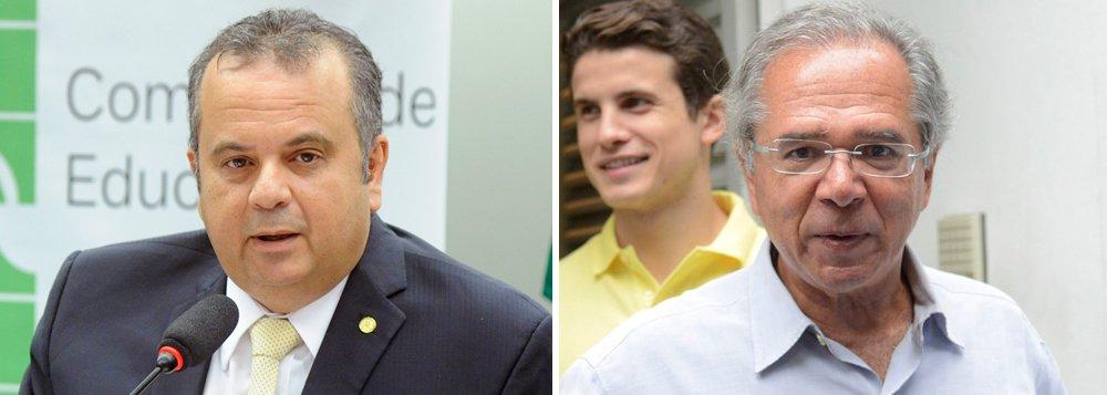 Deputado Rogério Marinho é convidado por Guedes para assumir Secretaria de Previdência
