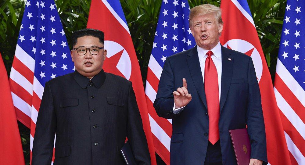 Trump anuncia que próximo encontro com Kim Jong-un será em janeiro ou fevereiro