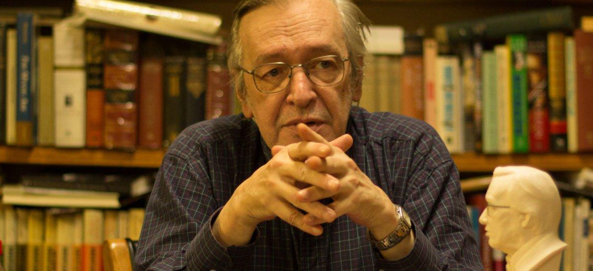Olavo de Carvalho diz que aceitaria ser embaixador do Brasil nos EUA