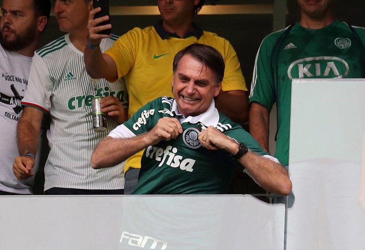 Orlando Silva: não poderiam ter manchado festa do Palmeiras com proselitismo político