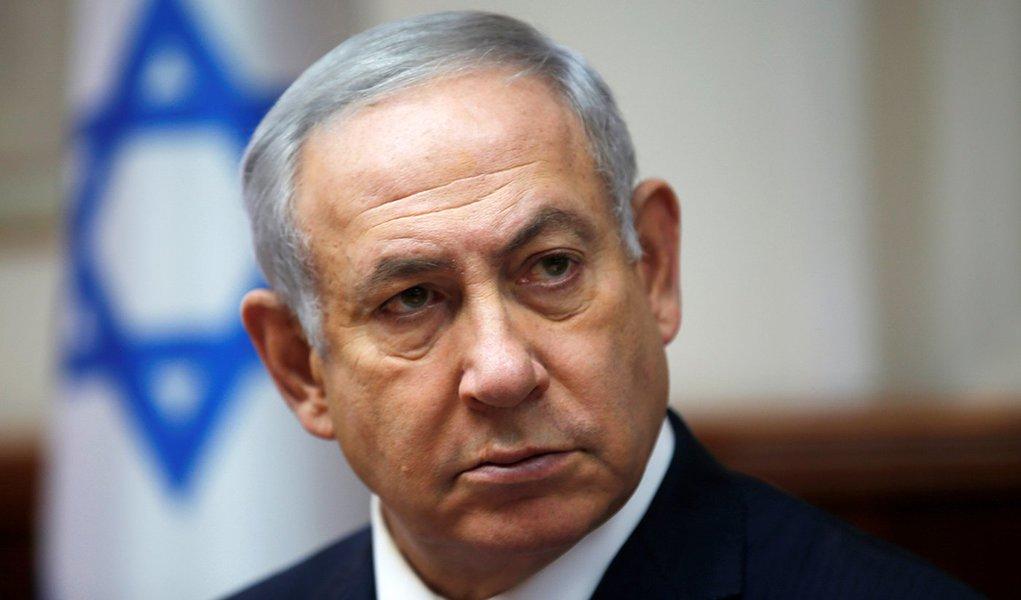 Netanyahu confirma aproximação agressiva com Brasil