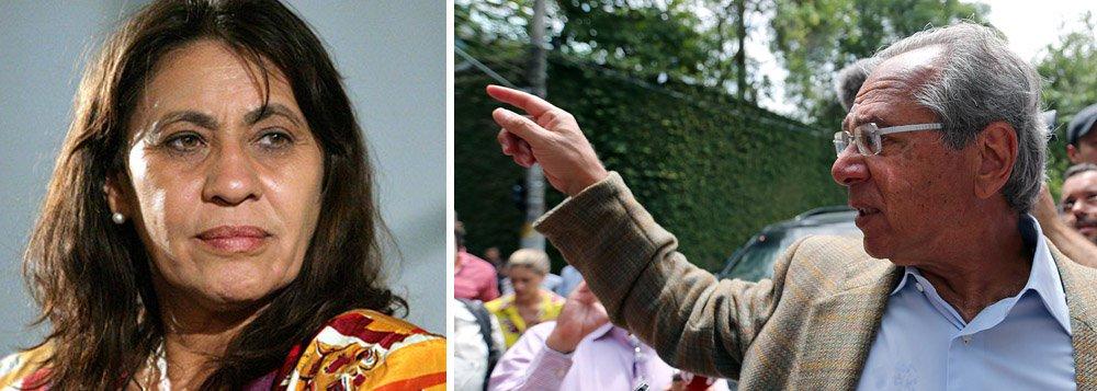 PF testará sua independência no caso Paulo Guedes, diz Tereza Cruvinel