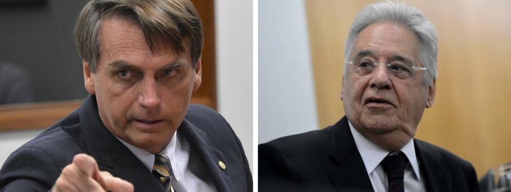 FHC: com Bolsonaro, o sistema político brasileiro acabou de quebrar