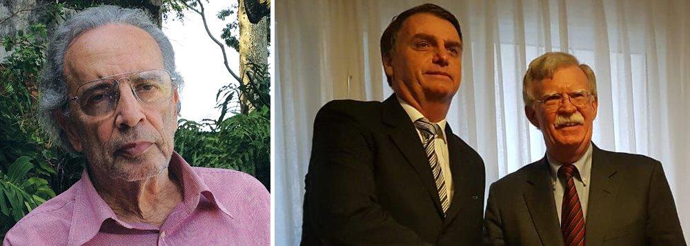 Janio: Bolsonaro segue política externa dos Estados Unidos