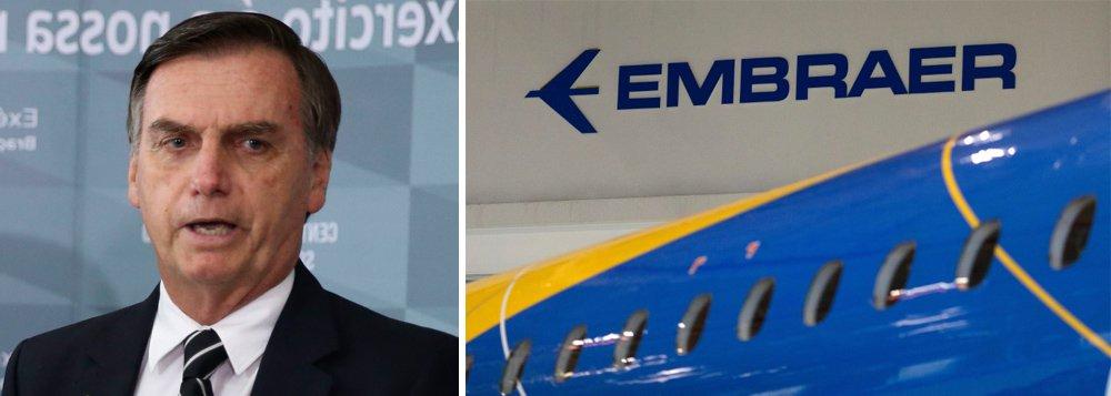 Justiça reconhece papel estratégico da Embraer