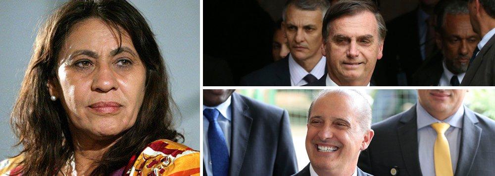 Tereza Cruvinel: Bolsonaro vai apenas reinventar o fisiologismo e a corrupção