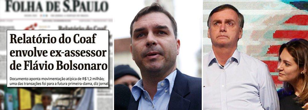Folha manda primeiro aviso de guerra a Bolsonaro
