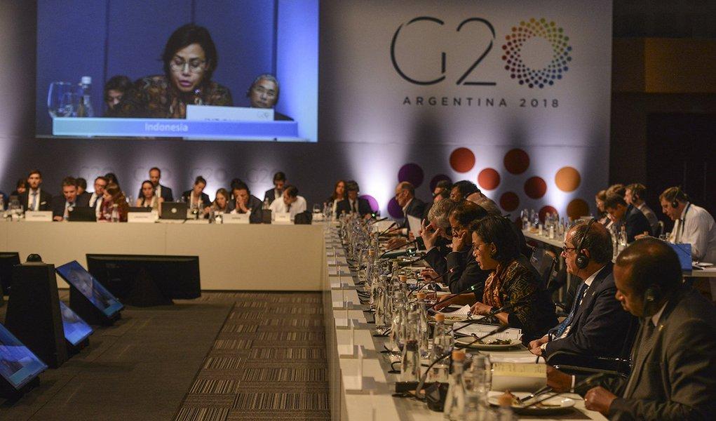 Começa a Cúpula do G20 em Buenos Aires