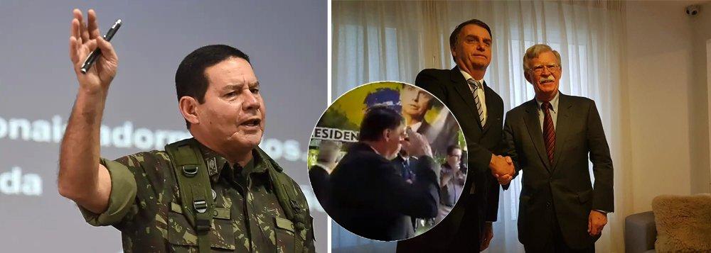 Bolsonaro recua e embaixada em Jerusalém vira escritório