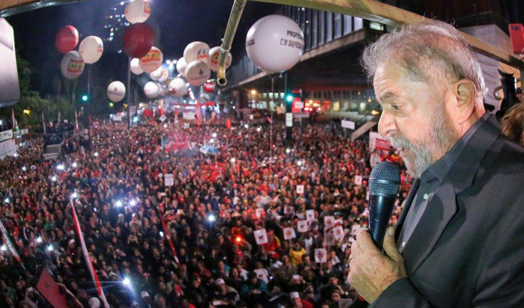 Moro se tornou o maior cabo eleitoral de Lula