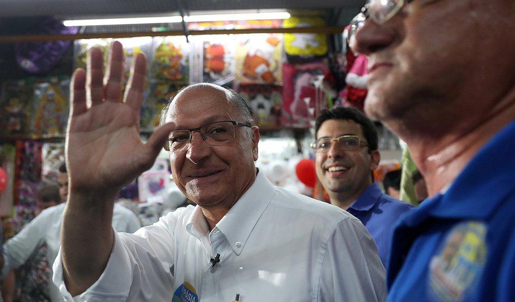Juiz decreta sigilo em ação de improbidade e blinda Alckmin