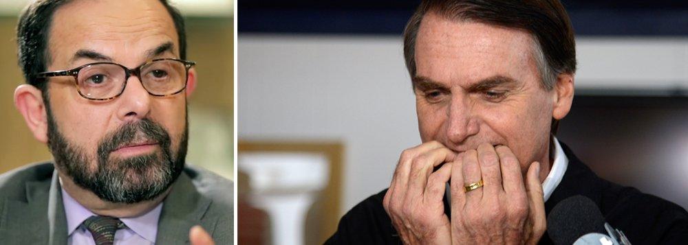 Bolsonaro é trumpiniquim, diz Caio Blinder
