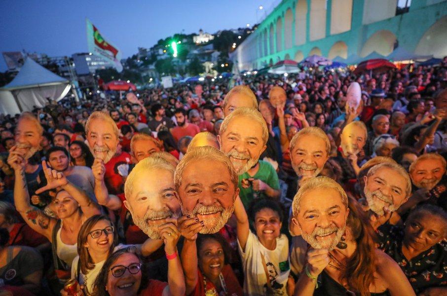 Eleição sem Lula continua sendo fraude
