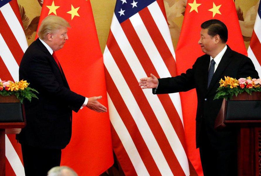 China espera resultados positivos da reunião de Xi e Trump