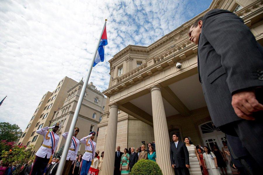 Cuba denuncia manobra dos EUA para prejudicar relações diplomáticas