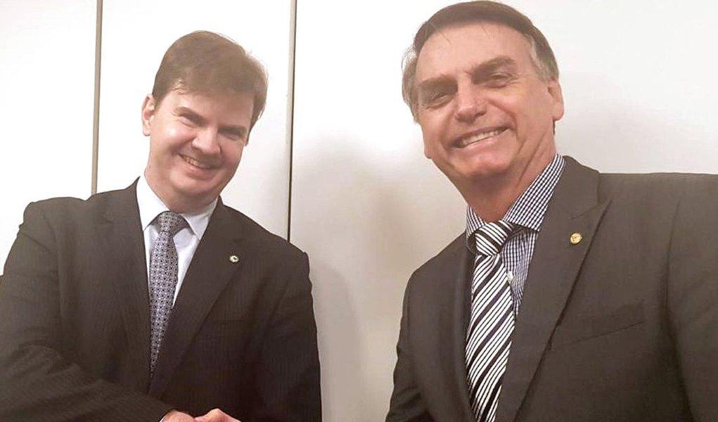 Bolsonaro indica Gustavo Canuto para Ministério do Desenvolvimento Regional